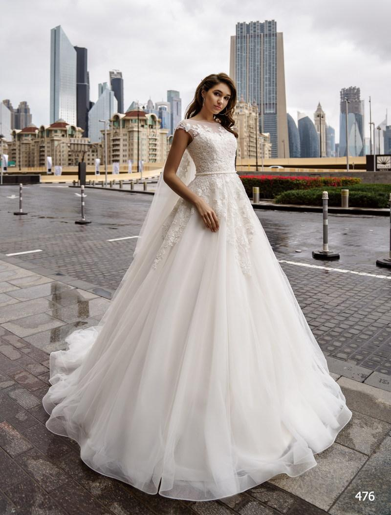 Wedding Dress Elena Novias 476