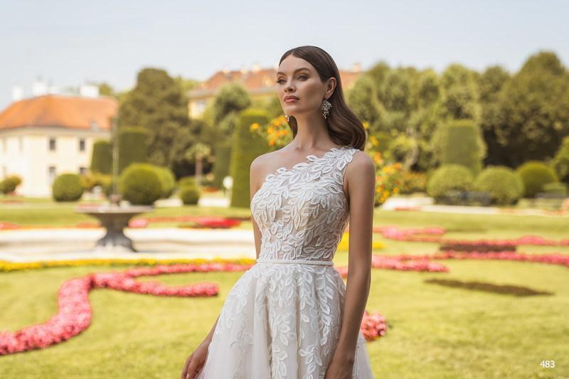 Свадебное платье Elena Novias 483