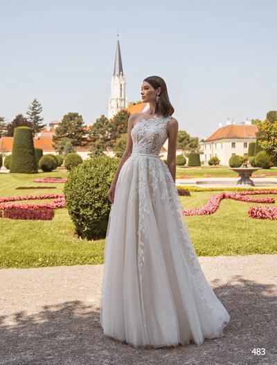 Wedding Dress Elena Novias 483