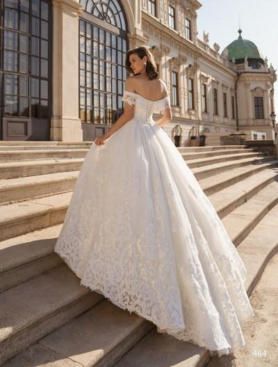 Wedding Dress Elena Novias 484