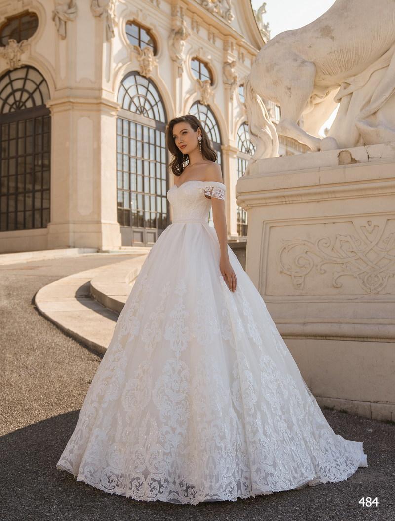 Свадебное платье Elena Novias 484