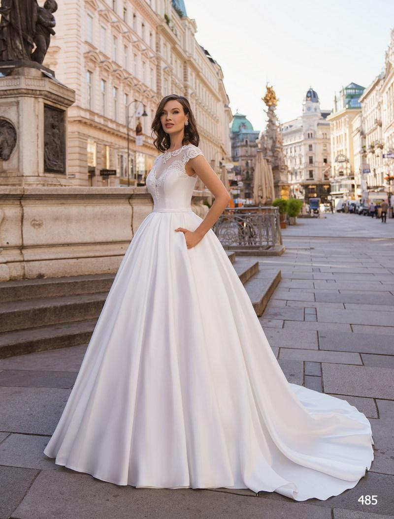 Wedding Dress Elena Novias 485