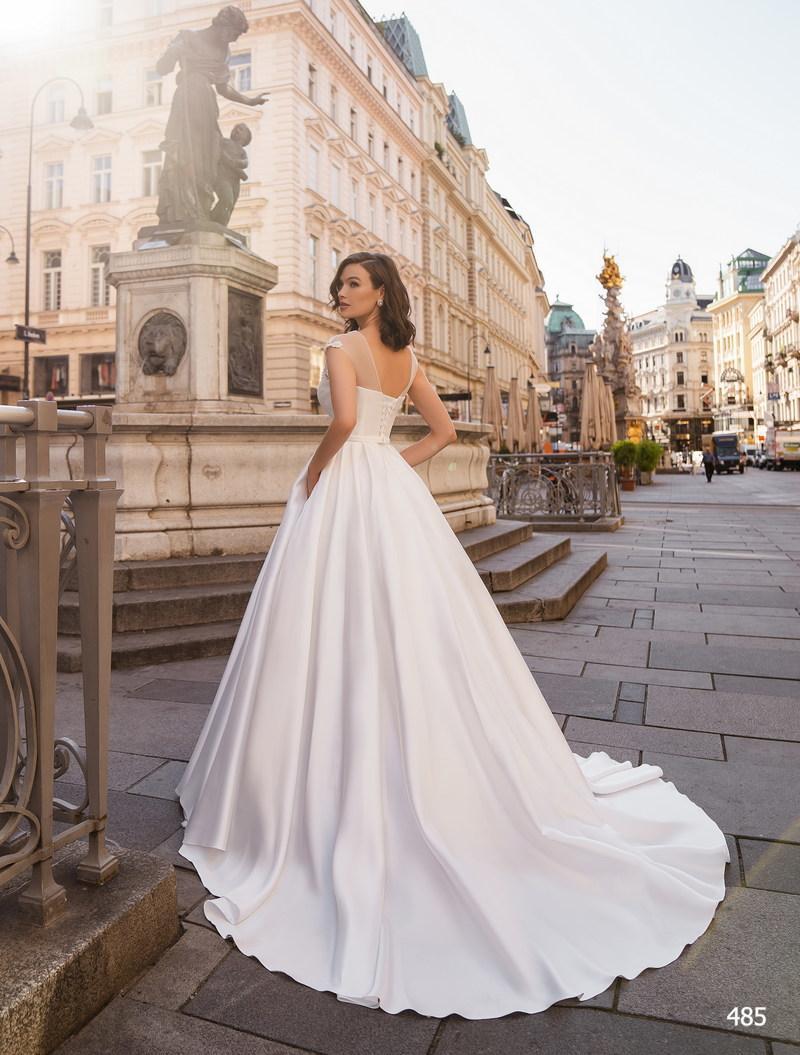 Свадебное платье Elena Novias 485