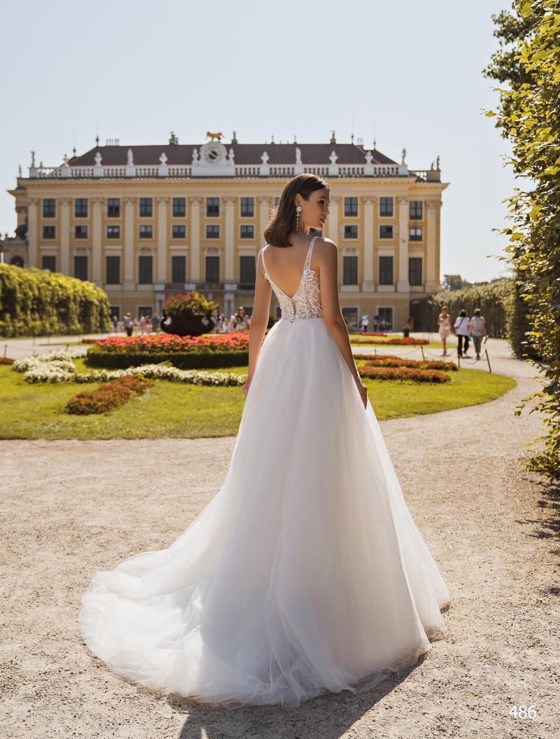 Свадебное платье Elena Novias 486