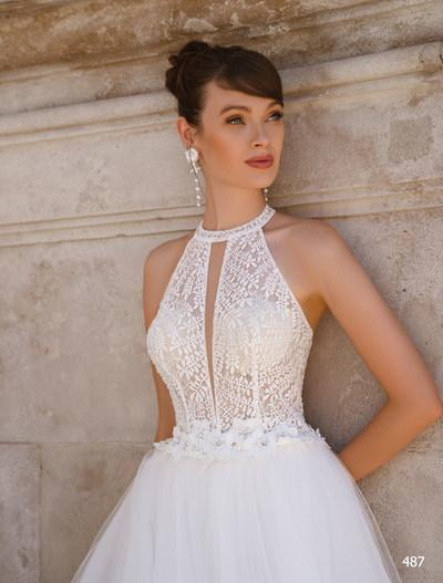 Wedding Dress Elena Novias 487
