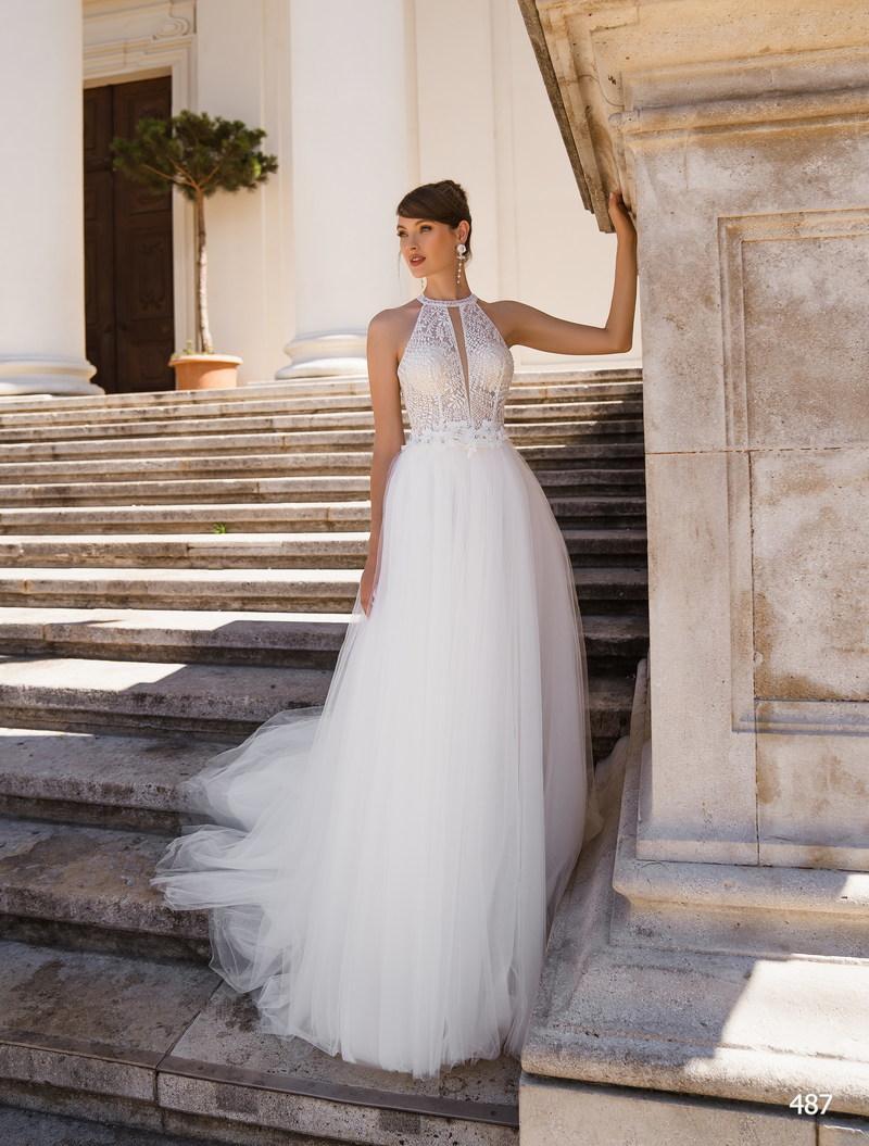 Свадебное платье Elena Novias 487