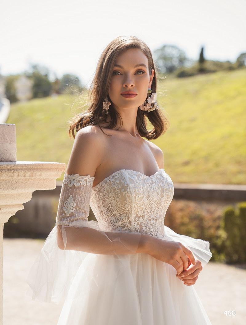 Свадебное платье Elena Novias 488