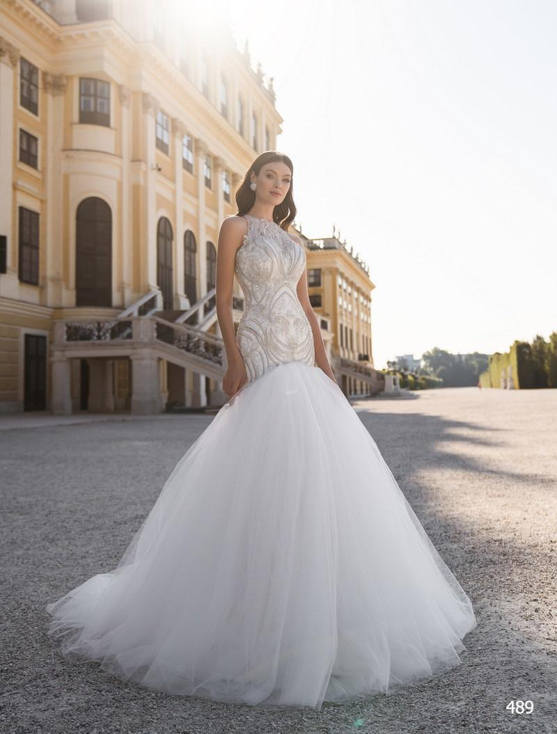 Wedding Dress Elena Novias 489
