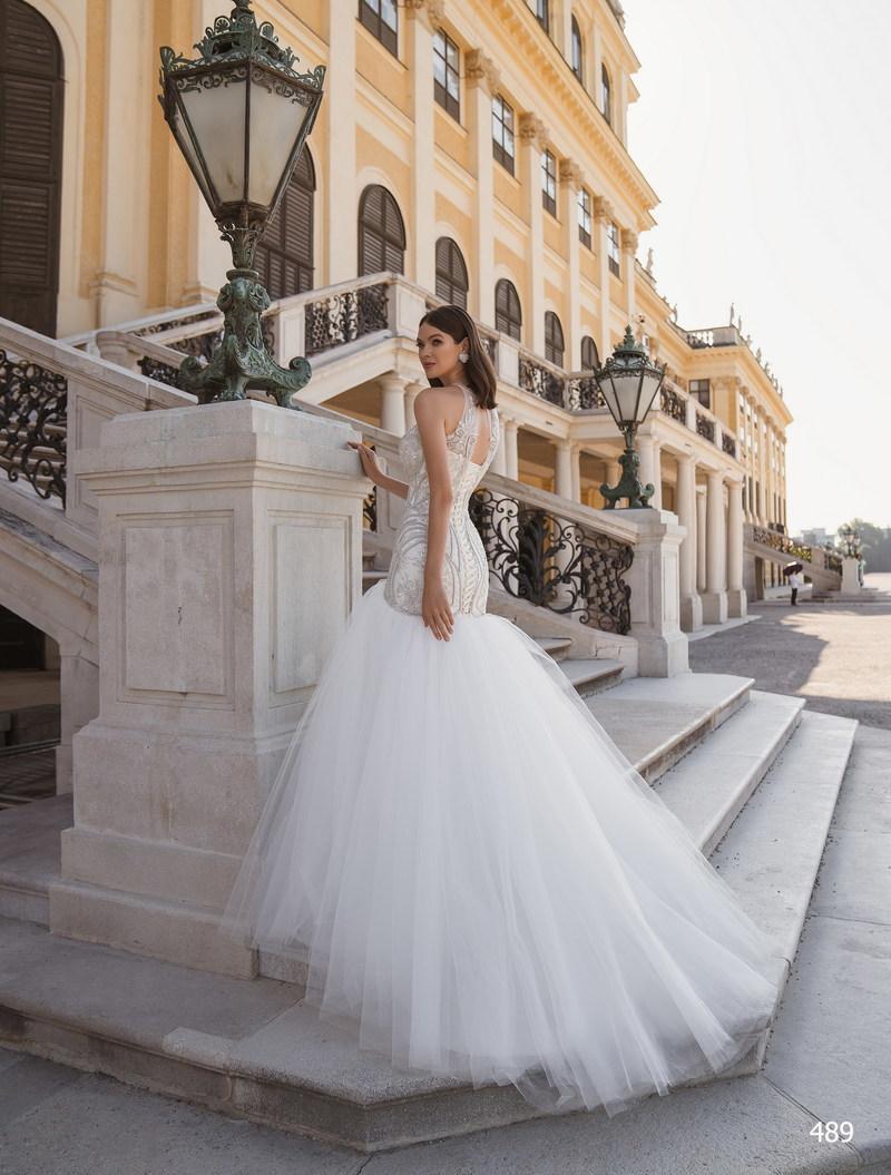 Свадебное платье Elena Novias 489