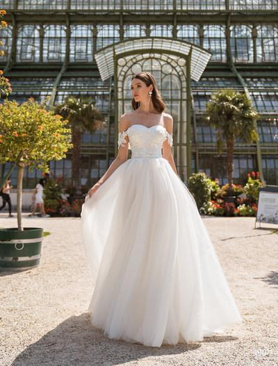 Wedding Dress Elena Novias 490
