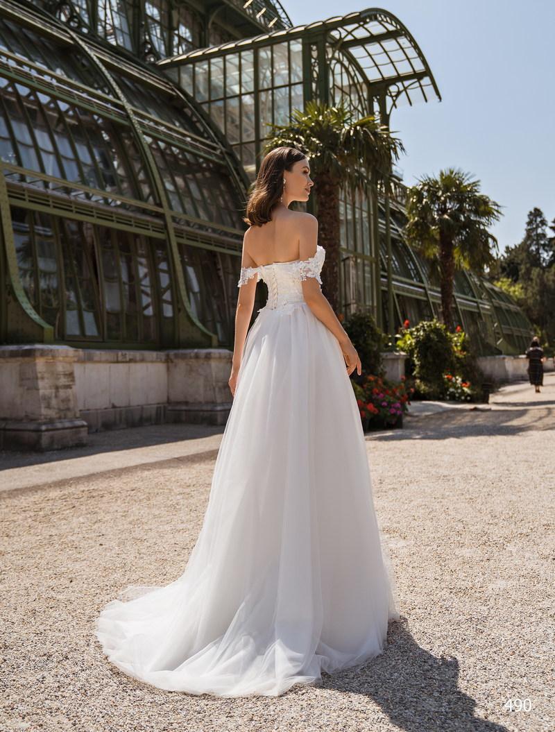 Свадебное платье Elena Novias 490