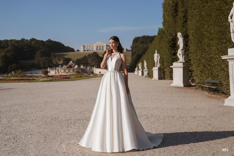Свадебное платье Elena Novias 491