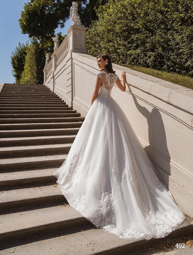 Wedding Dress Elena Novias 492