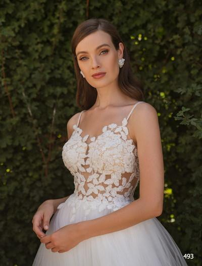 Wedding Dress Elena Novias 493