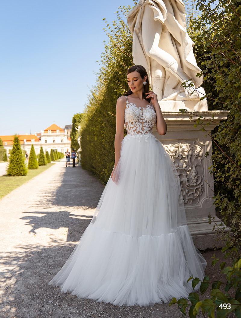 Свадебное платье Elena Novias 493