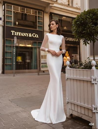 Wedding Dress Elena Novias 494