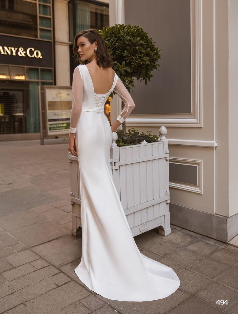 Свадебное платье Elena Novias 494