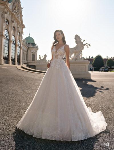 Свадебное платье Elena Novias 495