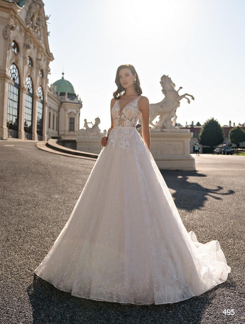 Wedding Dress Elena Novias 495