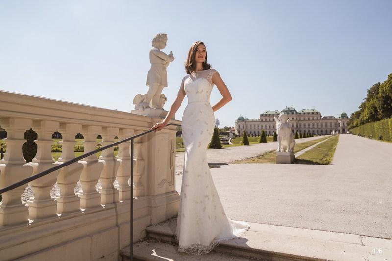 Свадебное платье Elena Novias 496