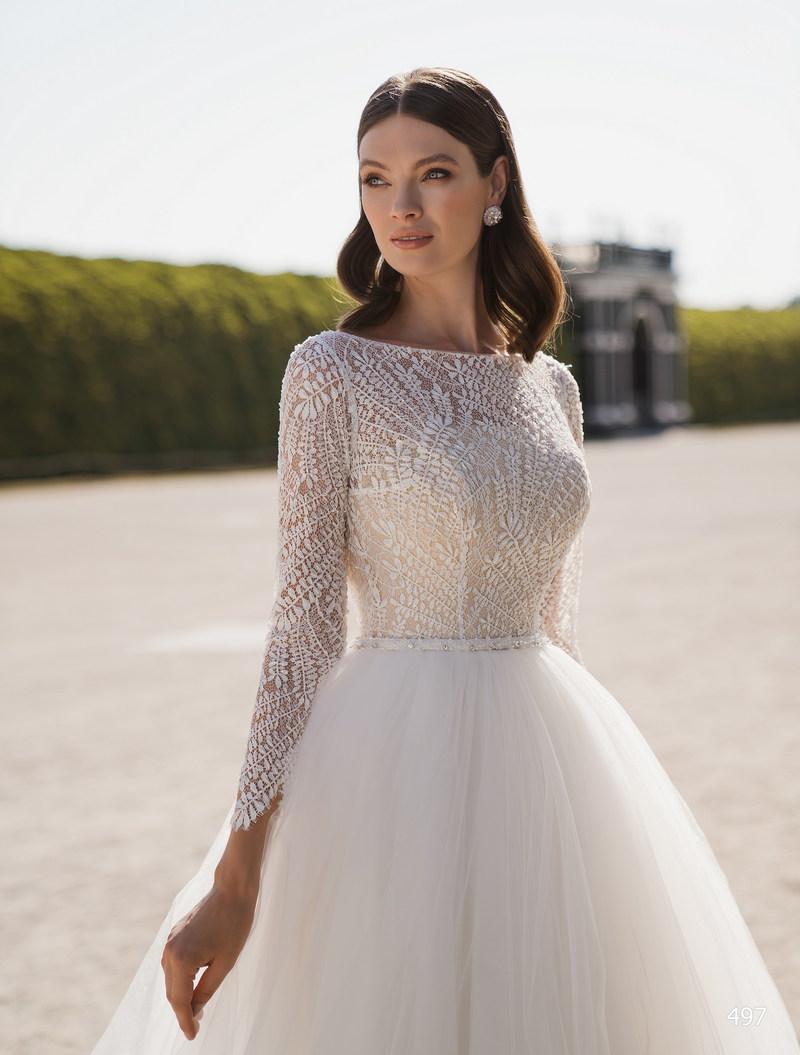 Свадебное платье Elena Novias 497