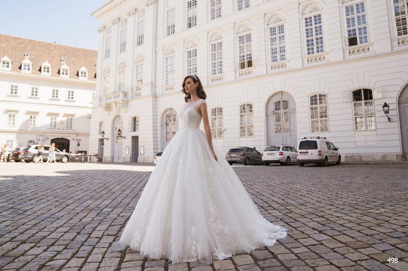 Свадебное платье Elena Novias 498