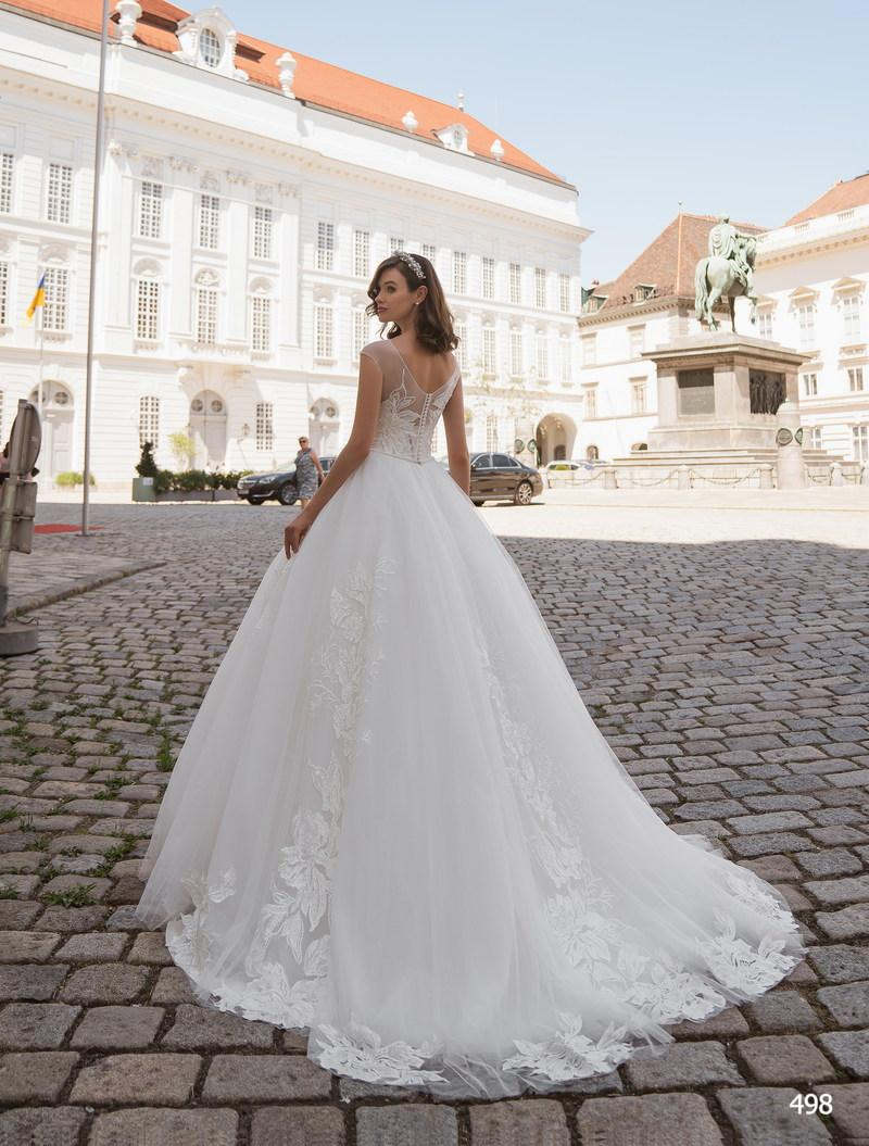 Wedding Dress Elena Novias 498