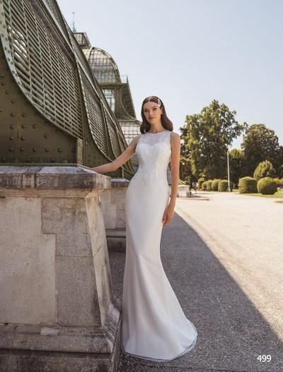 Wedding Dress Elena Novias 499