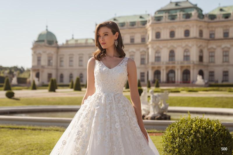 Свадебное платье Elena Novias 500