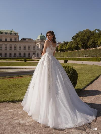 Wedding Dress Elena Novias 500