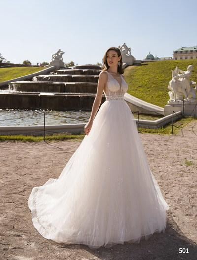 Wedding Dress Elena Novias 501