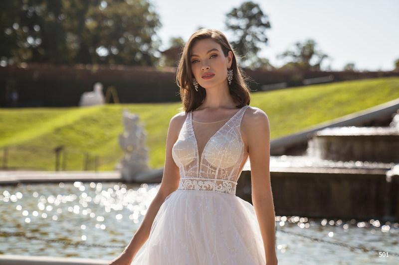 Свадебное платье Elena Novias 501
