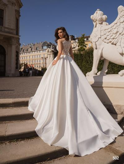 Wedding Dress Elena Novias 502