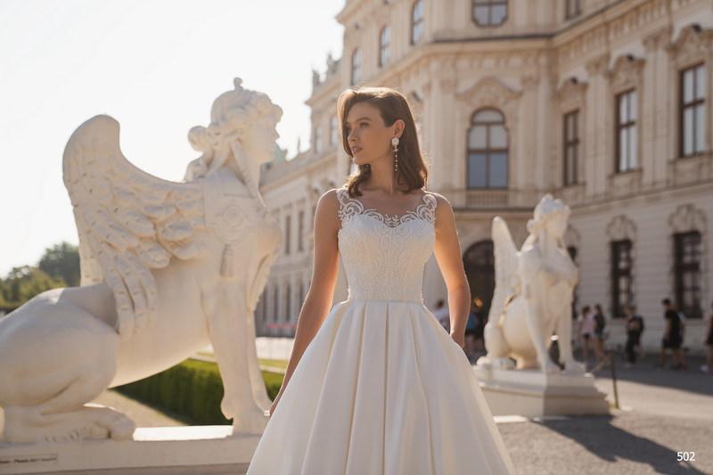 Свадебное платье Elena Novias 502