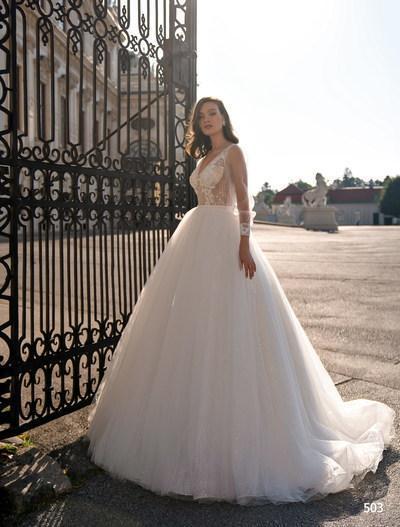Suknia ślubna Elena Novias 503