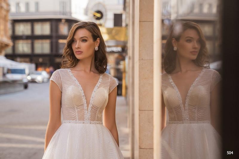 Свадебное платье Elena Novias 504