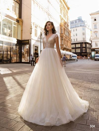 Wedding Dress Elena Novias 504