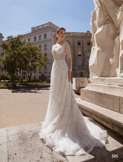 Wedding Dress Elena Novias 505