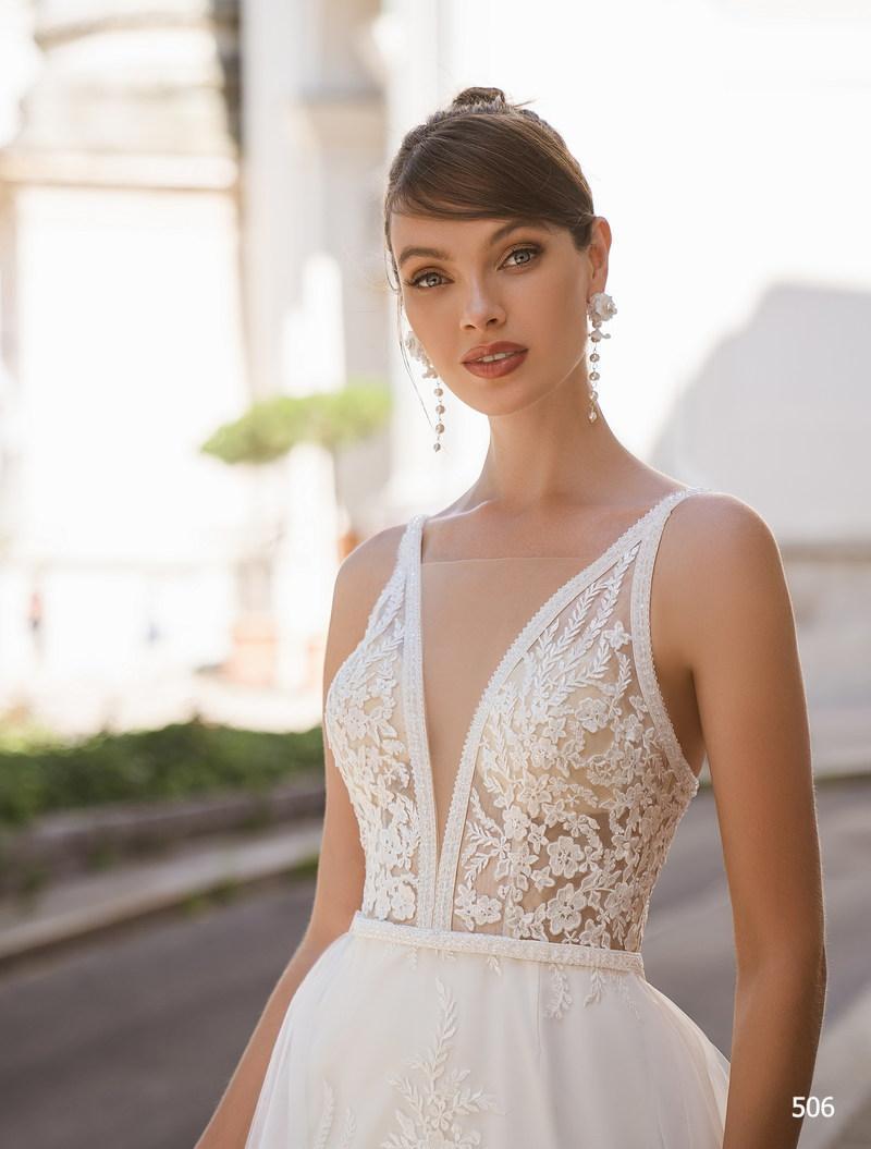 Свадебное платье Elena Novias 506