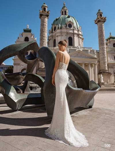Wedding Dress Elena Novias 506