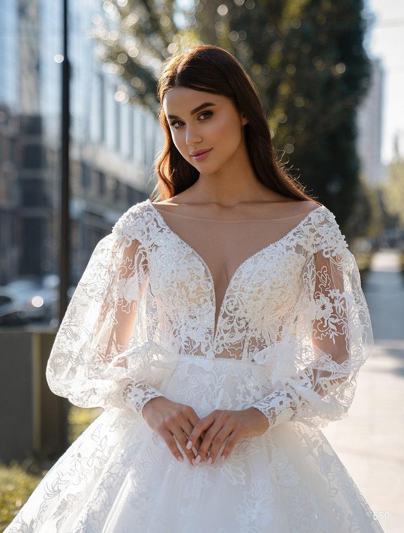 Robe de mariée Elena Novias 550