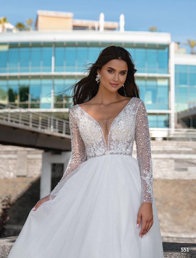 Свадебное платье Elena Novias 551