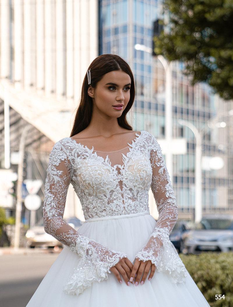 Robe de mariée Elena Novias 554
