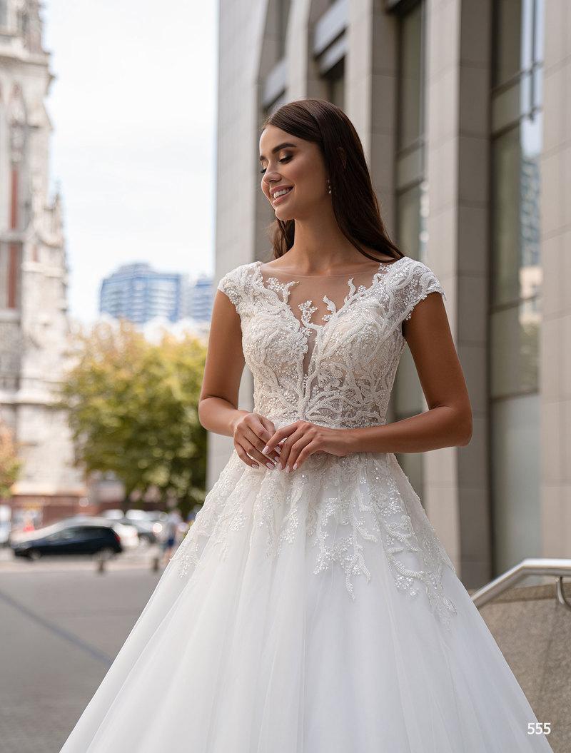 Свадебное платье Elena Novias 555