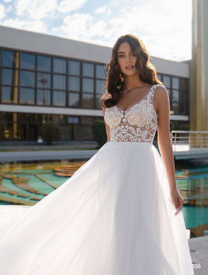 Свадебное платье Elena Novias 556
