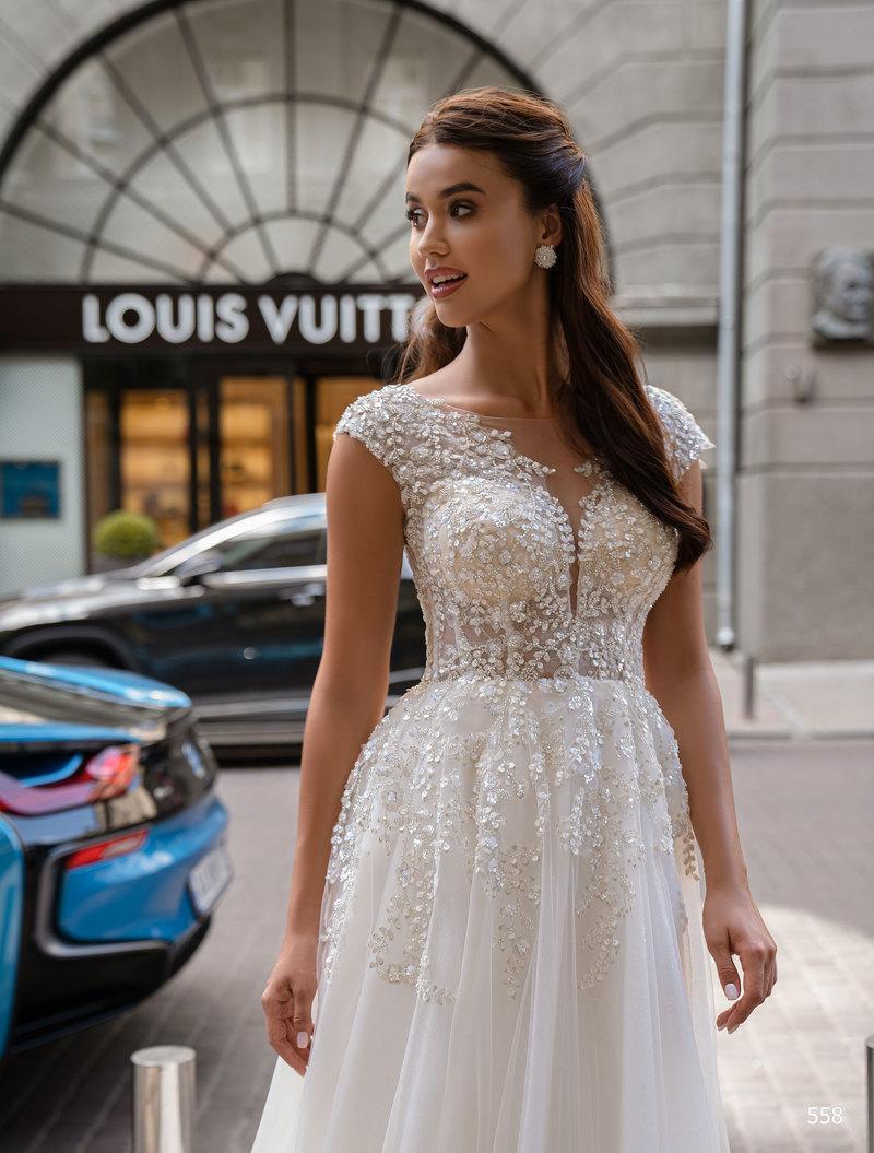 Свадебное платье Elena Novias 558