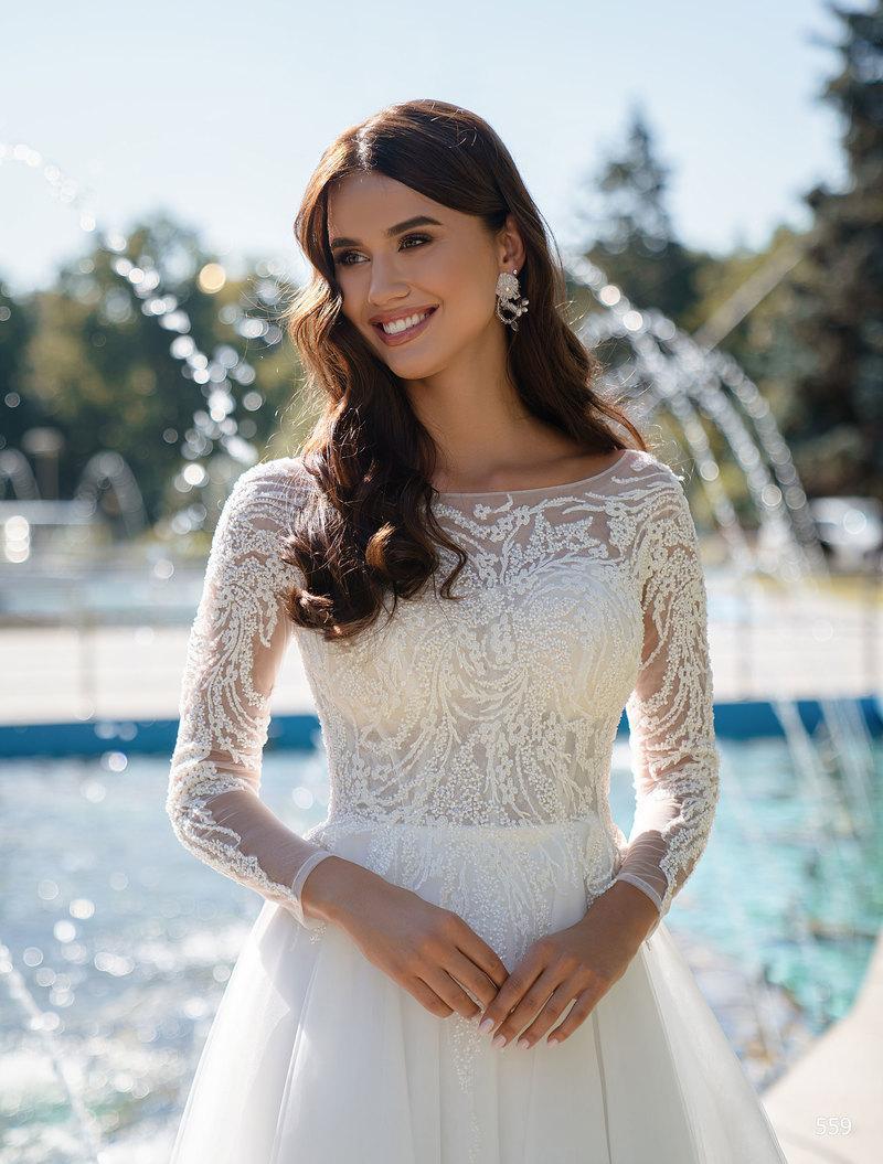 Robe de mariée Elena Novias 559