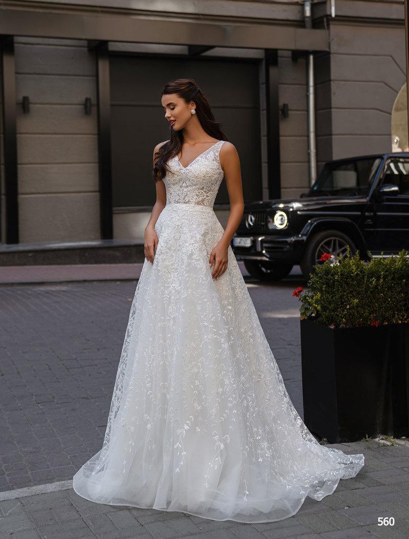 Свадебное платье Elena Novias 560