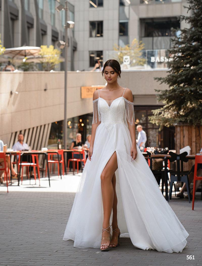 Wedding Dress Elena Novias 561