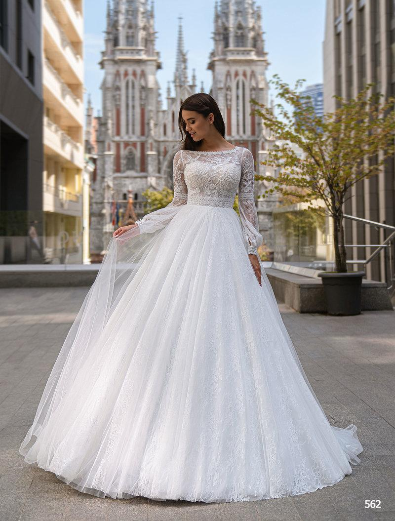Wedding Dress Elena Novias 562